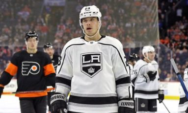 Kings' Dustin Brown Scores 300th Career Goal With More to Come