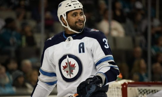 Byfuglien Injury Exposes Jets' Defensive Depth