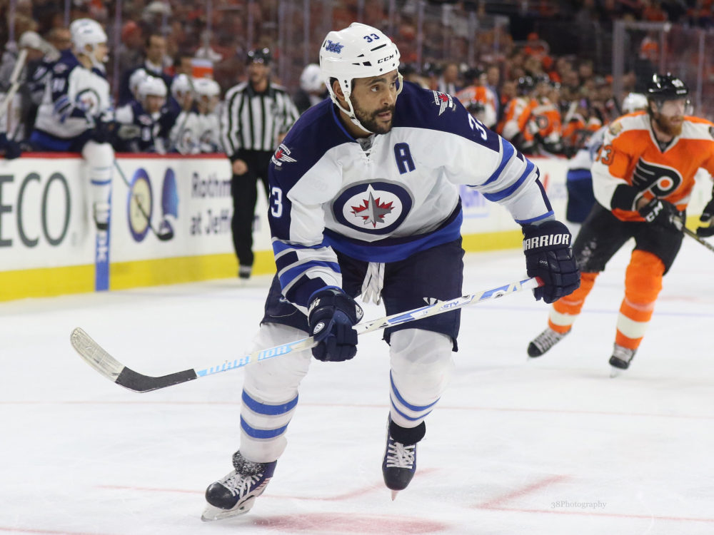 Dustin Byfuglien, Winnipeg Jets