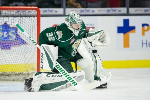 Dustin Wolf - 2019 NHL Draft Prospect Profile