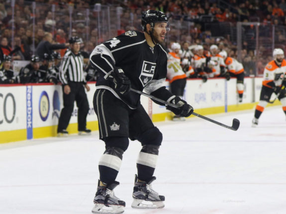 Dwight King Los Angeles Kings