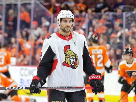 Dylan Demelo Ottawa Senators