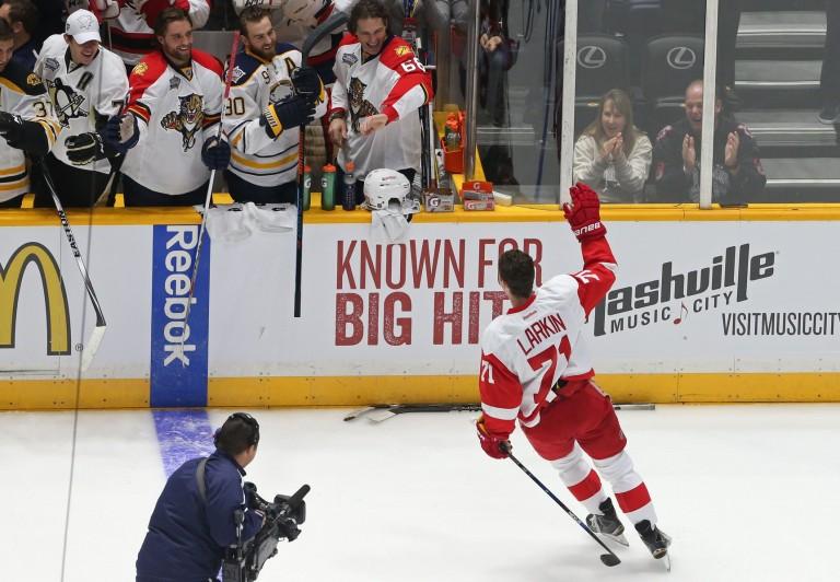 Dylan Larkin, NHL All-Star Weekend, NHL, Detroit Red Wings