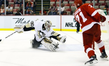 The Grind Line: Debating the Detroit Red Wings Standout Player of the Month