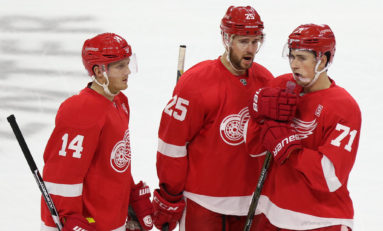 The Grind Line: 3 Alternate Red Wings All-Star Selections