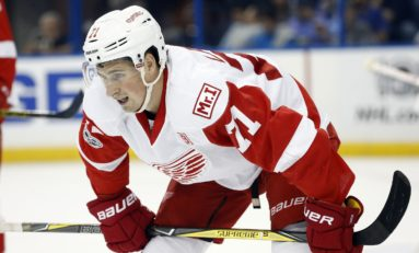 The Grind Line: Red Wings' Ideal Lines