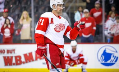 Top 5 Red Wings Critical to a Quick Rebuild