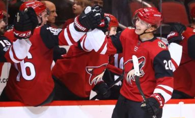 Dylan Strome Talks Confidence, Quickness and Group Chats
