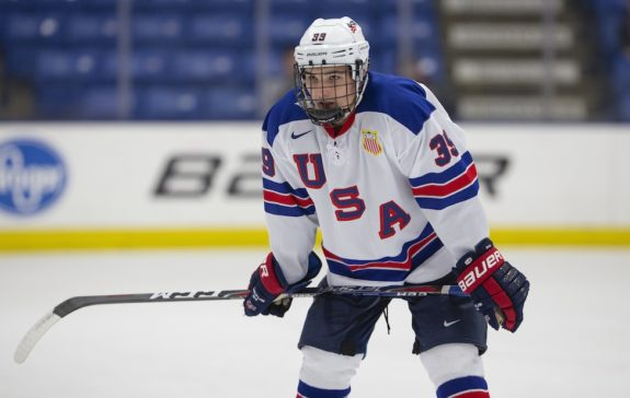 Dylan Peterson USNTDP