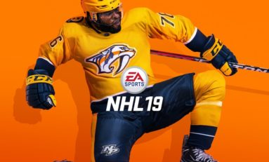 EA NHL 19 Cover Athlete Announced