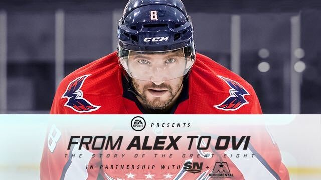 NHL 21, Alex Ovechkin