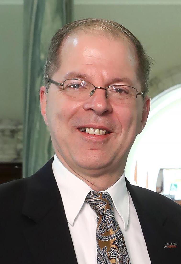 ECAC Commissioner Stephen Hagwell