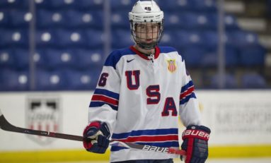 Eamon Powell - 2020 NHL Draft Prospect Profile
