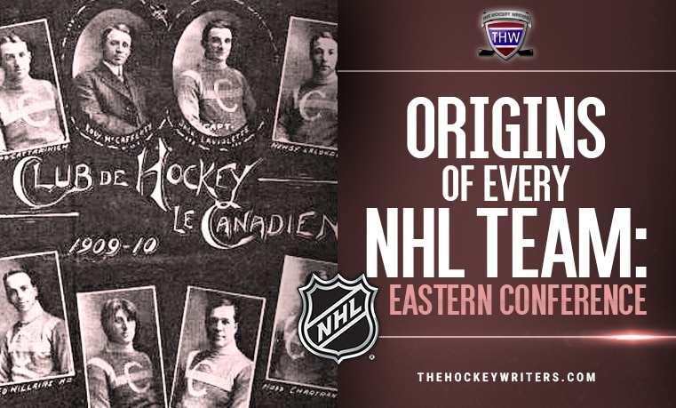 Origins of Every NHL Team: Eastern Conference