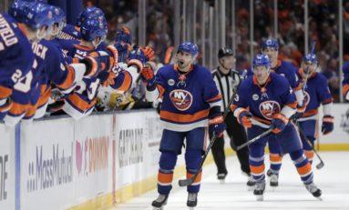 Islanders Beat Penguins in Game 2 - Eberle & Lehner Lead