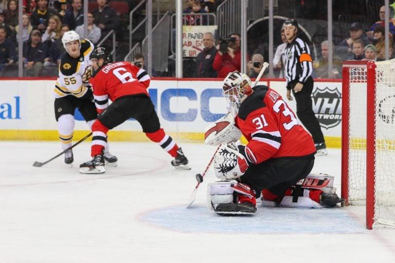 Eddie Lack New Jersey Devils