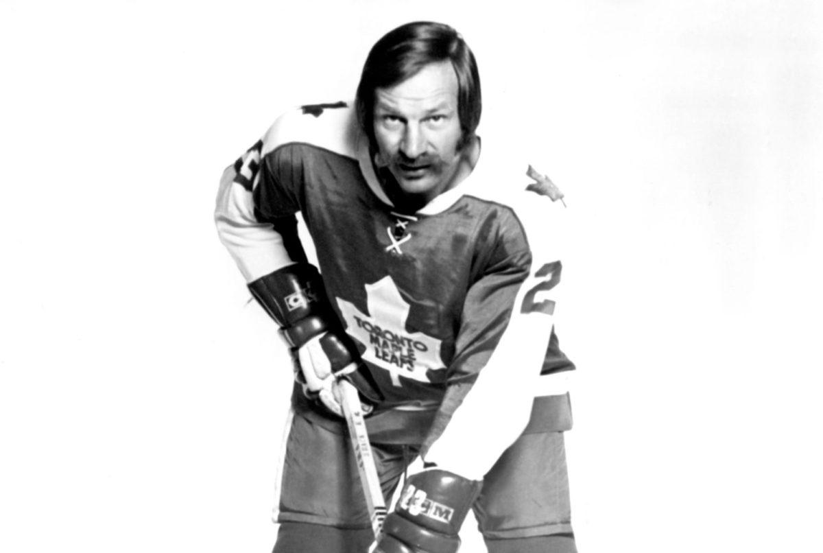 Eddie Shack Toronto Maple Leafs