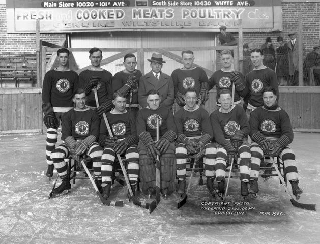 Edmonton Eskimos 1926