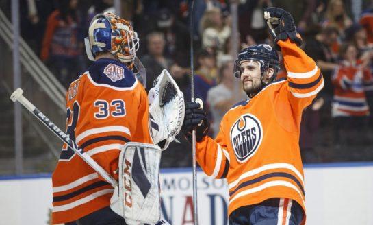 Oilers Drill Wild - Draisaitl & McDavid Lead