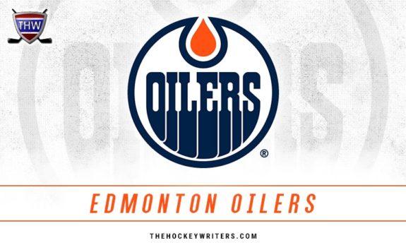 Edmonton Oilers Logo Graphic