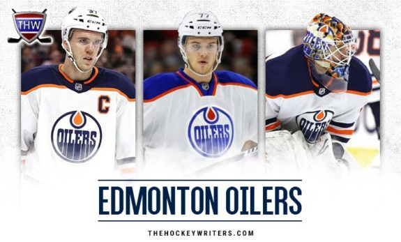 Oilers Roster