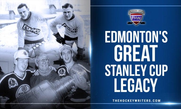 Edmonton's Great Stanley Cup Legacy Oilers Eskimos