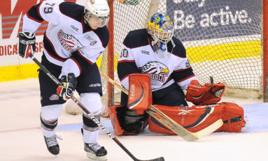 Top 3 Goaltenders in Saginaw Spirit History