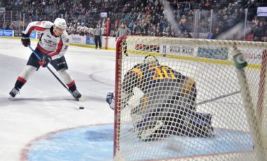 Windsor Spitfires' 3 Stars for October