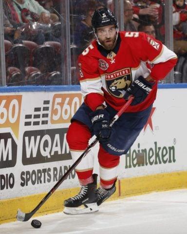 Florida Panthers Aaron Ekblad
