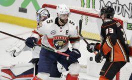 Ducks Down Panthers - Silfverberg Gets Late Winner