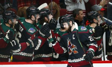 Coyotes Weekly: The Streak Ends at Six