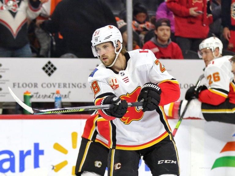 Elias Lindholm Calgary Flames