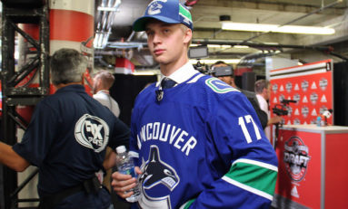 Canucks Pettersson & Dahlen Almost Reunited