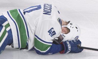 Canucks 'Hopeful' Pettersson Will Return Soon