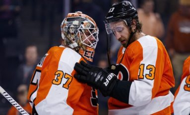 Flyers Could Use Hart & Elliott Tandem for Playoff Push