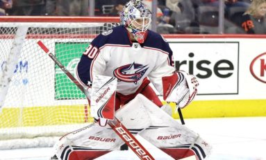 THW's Goalie News: Merzlikins Stays Hot, Goalies On the Move?