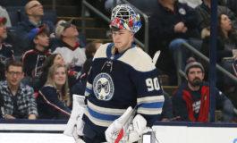 THW's Goalie News: Merzlikin's Streak,  Andersen Update & More