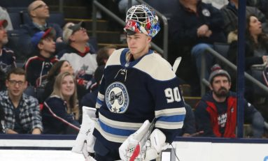 THW's Goalie News: Merzlikins, Murray & Week in Review