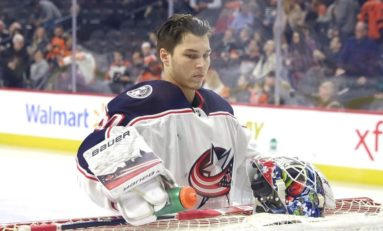Blue Jackets Goaltending in Luxurious Position