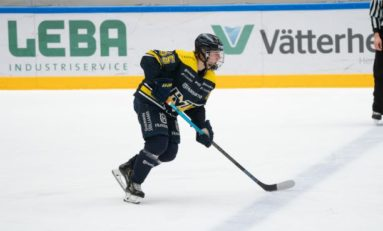 Flyers Pick Emil Andrae 54th Overall