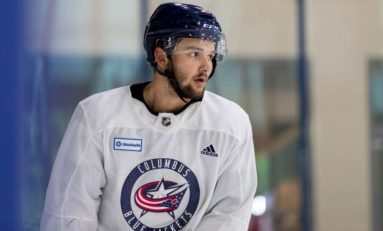 Blue Jackets' Training Camp: Lines, Roster Battles & Notes
