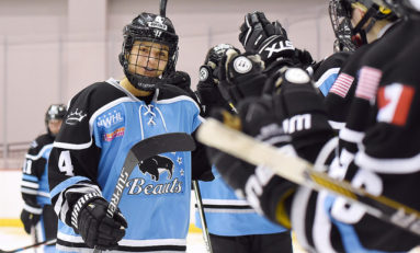 Beauts' Janiga Gears Up For NWHL's Third Season