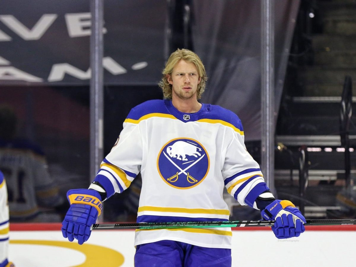 Eric Staal Buffalo Sabres