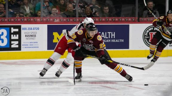 Erik Brannstrom Chicago Wolves