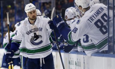 Canucks 'X' Factors: Erik Gudbranson