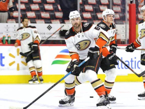 Erik Gudbranson Anaheim Ducks