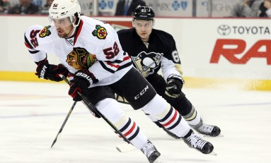 Blackhawks & IceHogs Share One Goal