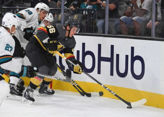 Vegas Golden Knights, Erik Haula, Breakout Players