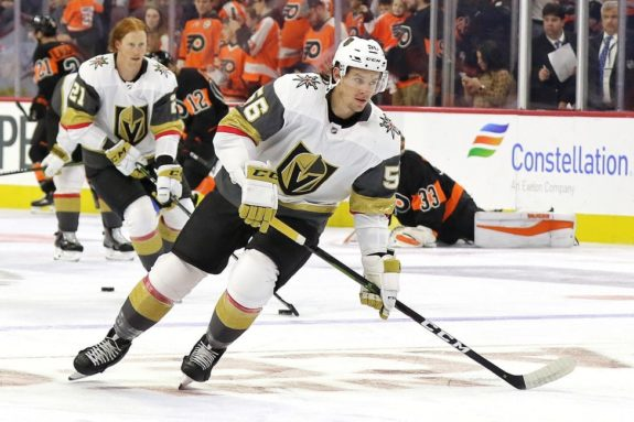 Erik Haula #56, Vegas Golden Knights