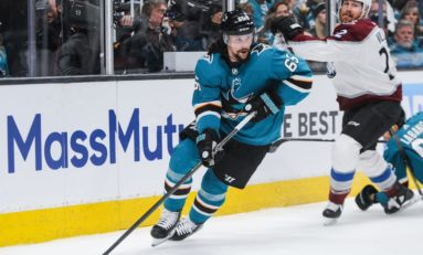 Sharks Need More Defense for Burns & Karlsson